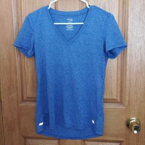 V-Neck Activewear Tee, Dri-Fit